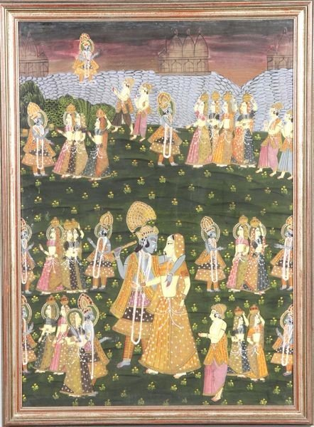 1011: Indian Painting