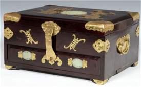 2234: Chinese 20th C. Jewelry Box