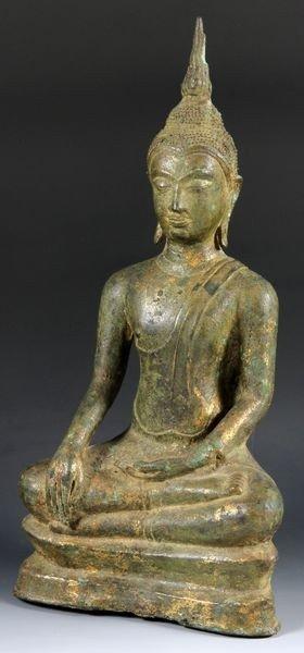3017: Early Thai Buddha