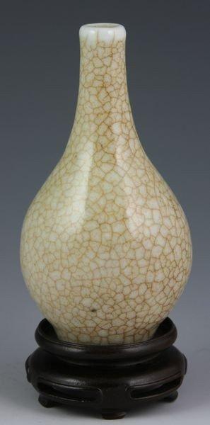 3002: Chinese Crackle Vase