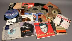374 COLLECTION OF VINTAGE 45 RPM RECORDS