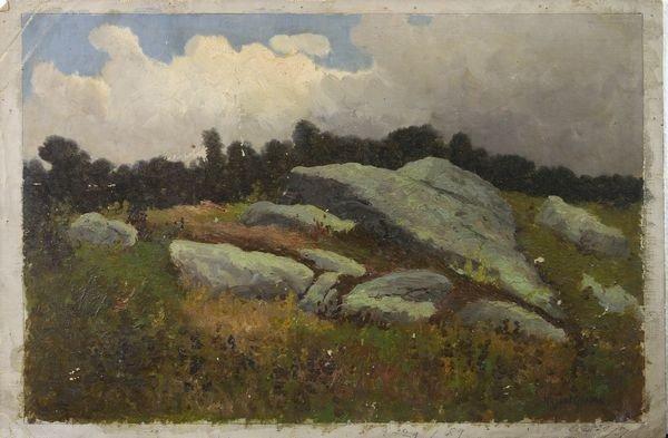 6007: Chapin, Landscape, O/C