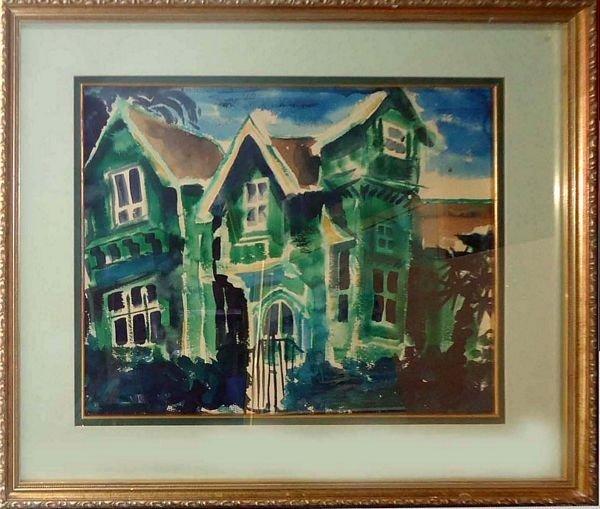 6018: Elmore, Green House, W/C
