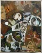 6057: Ed Murray, Abstract, O/C