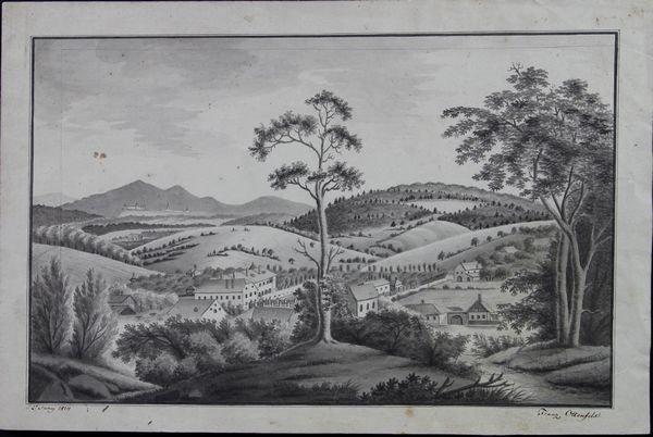 6024: Ottenfeld, Landscape, W/C