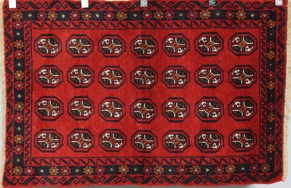 4009: Bukhara Tribal Rug