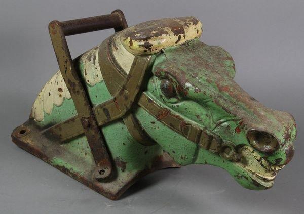 5011: Cast Iron Steeplechase