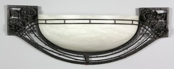 5015: Deco Style Wall Sconce