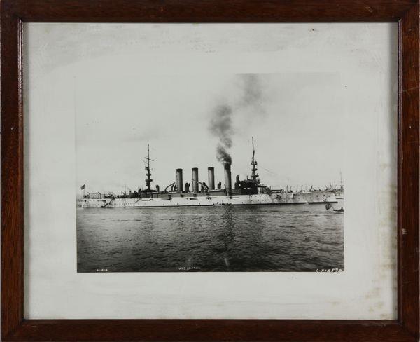 5021: Photograph of USS 'Colorado'