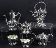 5129 Gorham Sterling Tea and Coffee Set