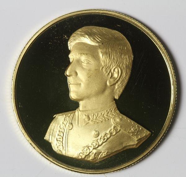 5002: Persian Gold Coin