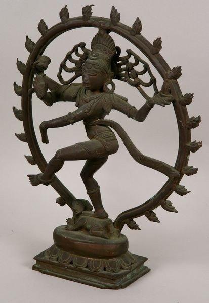 7061: Bronze Figure