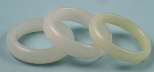 7006: Chinese Jade Bracelets
