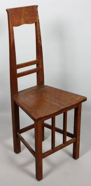2001: Early Stickley Brothers Chair