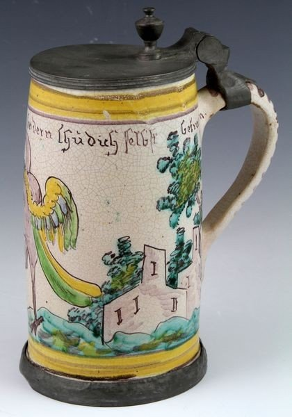 2011: 18th C. Beer Stein