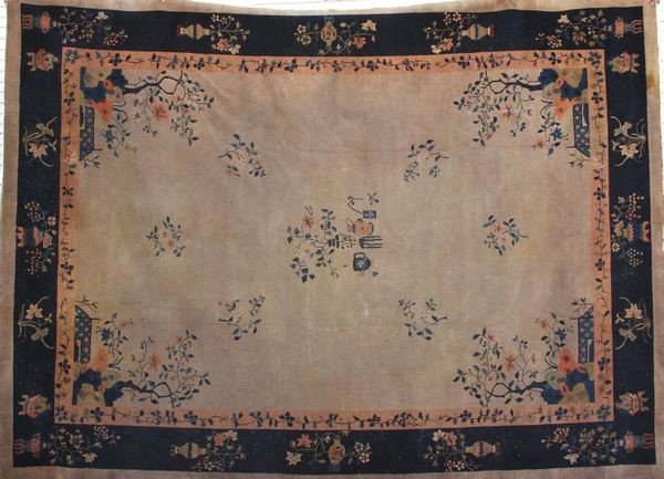 3001: 1930's Chinese Peking rug