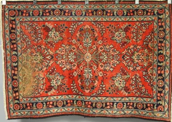 3015: Persian Heriz Oriental Rug