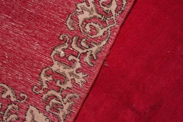 3029: Semi antique Persian Tabriz rug - 2