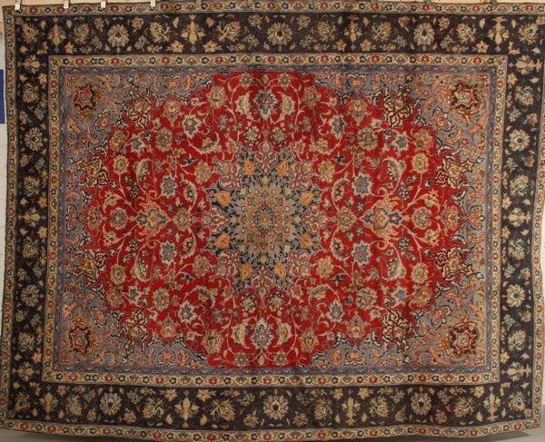 3053: Isfahan Rug