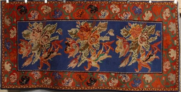 3059: Persian Samarkand Rug