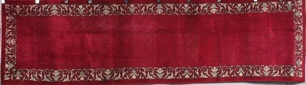 3060: Semi antique Persian Tabriz rug