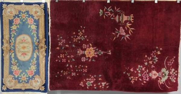 3061: Chinese Rugs
