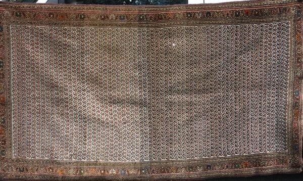 3063: Antique Persian Oriental Rug
