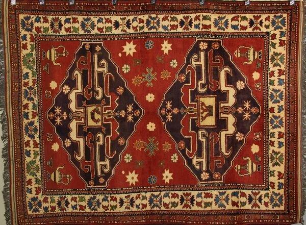 3065: Pakistan Kazak Rug
