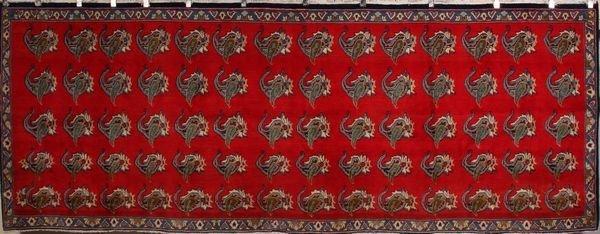 3066: Persian Tabriz Rug