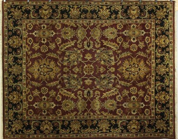 3067: Indo Tabriz Rug