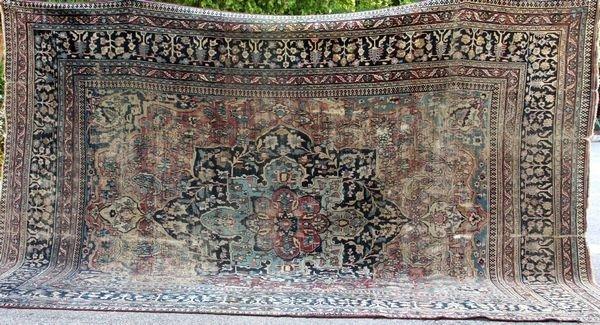 3078: Antique Persian Carpet