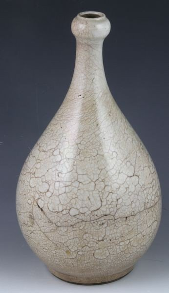 Chinese Song Dynasty Crackle-glazed Vase