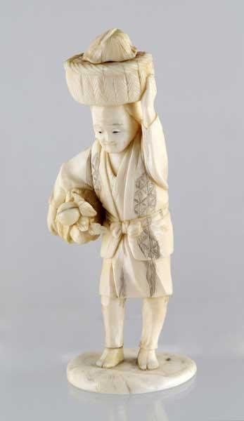 6021: Ivory Figure