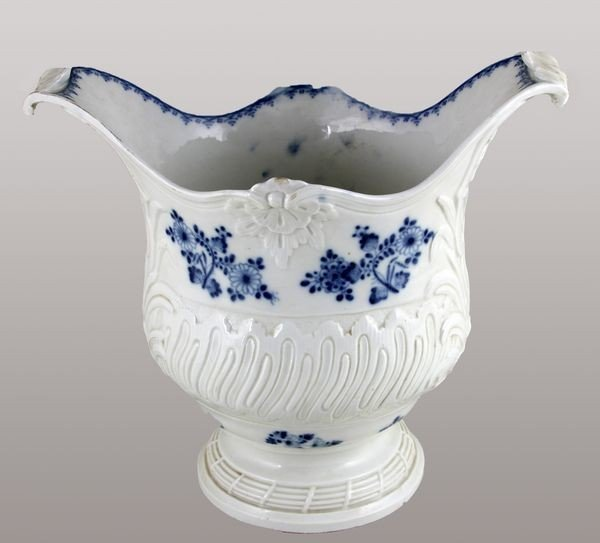 8003: Early Vienna Porcelain Wine Cooler