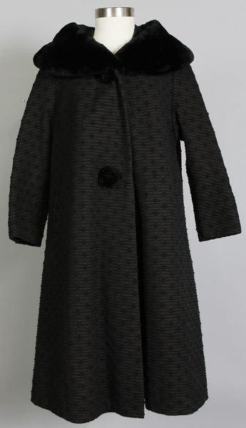 8011: Monsieur Jacques of Paris Mouton Coat