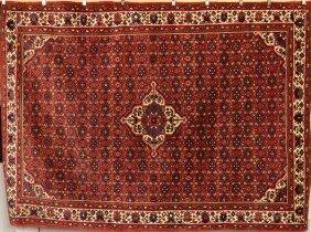 9006: Persian Nahavand Bijar Rug