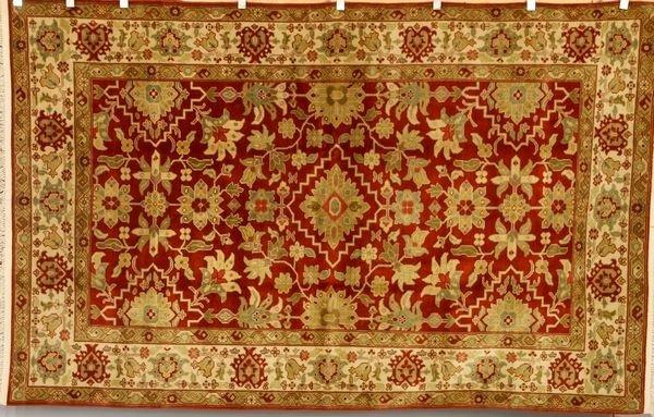 9007: Indo Tabriz Rug