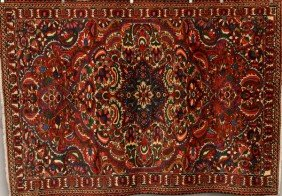 9009: Persian Bakhtiari Rug