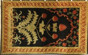 9012: Indo French Rug