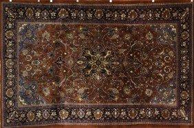 9016: Persian Isfahan Rug