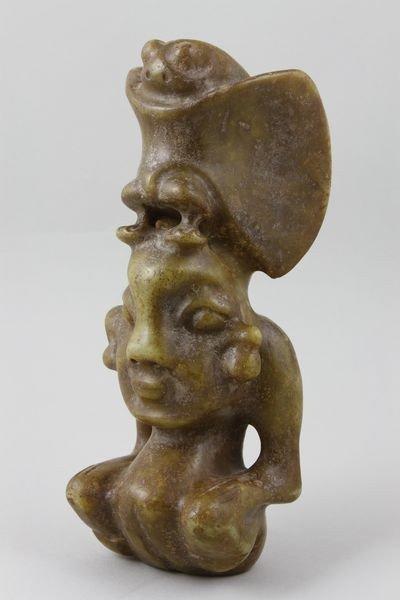 1039: Chinese Jade Figure