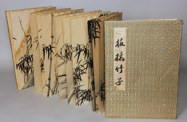 1060: 20th C. Chinese Album of Paintings