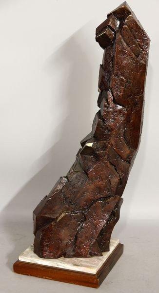 1113: Laine, Winged Figure, Bronze