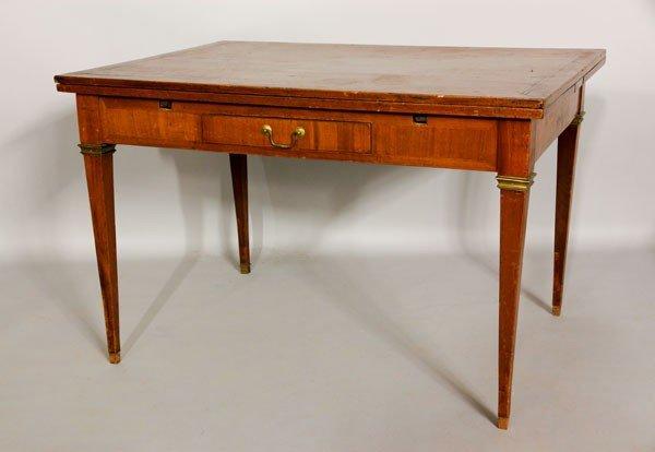 1147: 19th C. Regency Desk