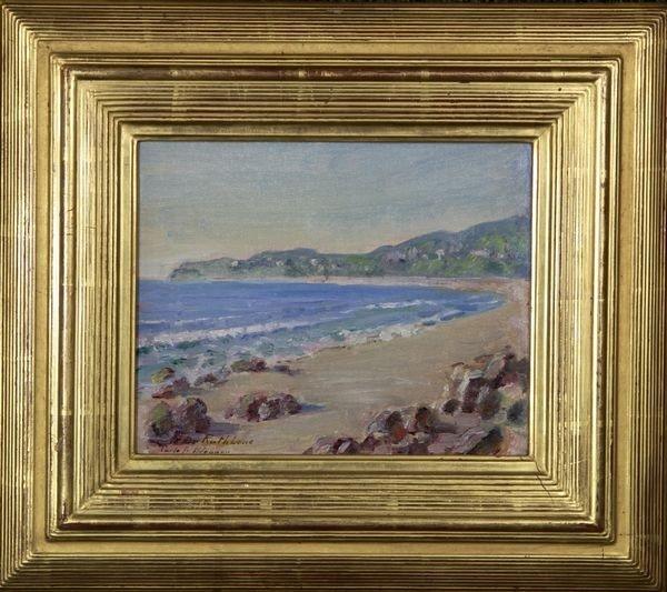 """1181: Blenner, """"Laguna Beach, California"""", O/P"""