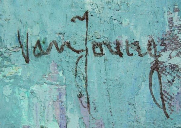 1044: Van Young, Venice, O/C - 4