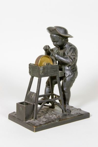 2004: Bronze Figurine of Boy