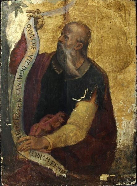 2011: 16th/17th C. Italian Painting on Wood