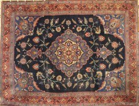 19th C. Persian Heriz Carpet