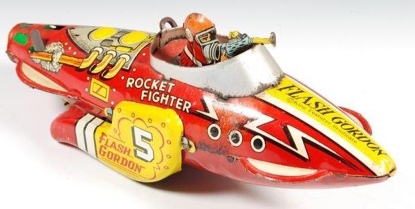 2028: Marx Flash Gordon Rocket Fighter